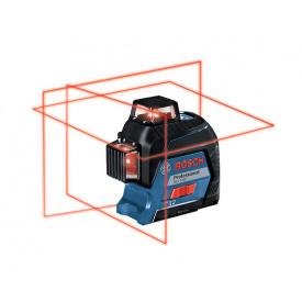 Лазерный нивелир Bosch GLL 3-80 Professional 30 м с приемником 120 м (0601063S00)
