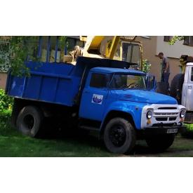 Вывоз строительного мусора ЗИЛ
