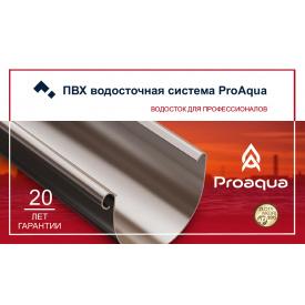 Водосточная система Proaqua 125/90