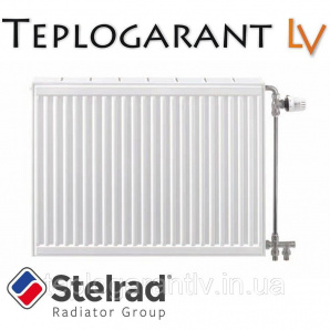 Радиатор отопления Stelrad Compact 33-Тип 600х1200