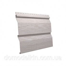 Сайдинг Ю-пласт виниловый Тимберблок кедр полярный панель 3х0,23 Timberblock
