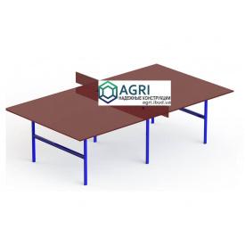 Теннисный стол уличный 2,5х1,25х1,07 м