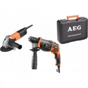 Набор электроинструмента AEG JP240B2C (4935459607)