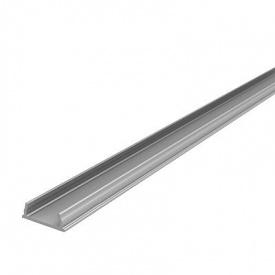 Профиль алюминиевый BIOM гибкий ЛПФ-5 4.8х18 неанодированный