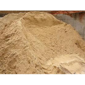 Будівельний річковий пісок
