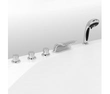 Виразний змішувач Онда борт ванни 5 елементів