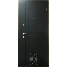 Двері вхідні металеві ФС-015