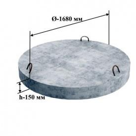 Днище колодца ПН 15 1700х150 мм