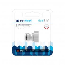 Адаптер с внутренней нарезкой CellFast IDEAL LINE™ PLUS ABS**