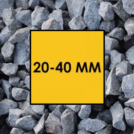 Щебень гранитный фракция 20-40 мм