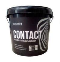 Грунтовочная краска Колорит Contact 9 л