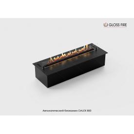 Автоматичний біокамін Dalex 800 Gloss Fire (dalex-800)