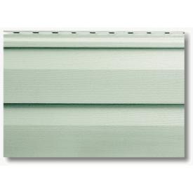 Сайдинг вініловий (ПВХ) ALTA-SIDING Сіро-зелений