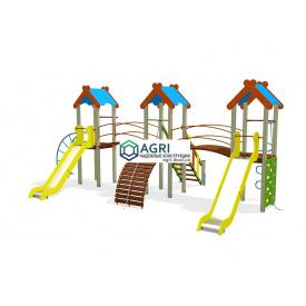 Игровой комплекс Непоседа A-76200