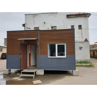 Модульний офіс, 36м2 ТК Стандарт