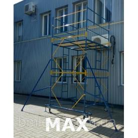 Пересувні підмостки Max 21,7 м
