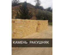 Камінь Ракушняк М30 38х18х18 см