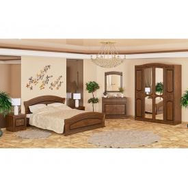 Спальня Меблі-Сервіс Мілано 4д вишня