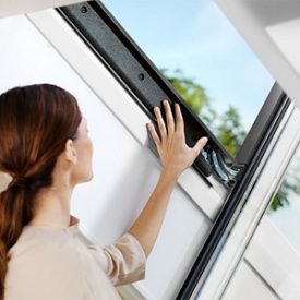 Мансардное влагостойкое окно VELUX PREMIUM GGU 0070 CK02 550х780 мм