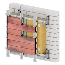 Система навісних вентильованих фасадів РАД