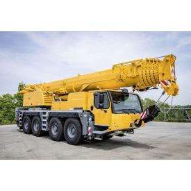 Аренда Автокрана 90 тонн Liebherr LTM 1090