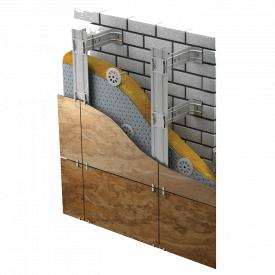 Керамогранітні фасадні системи
