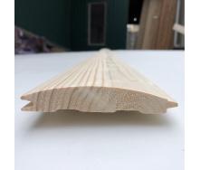 Блок-хауз Дерев`яний декор смерека 3000,6000х150х35 мм