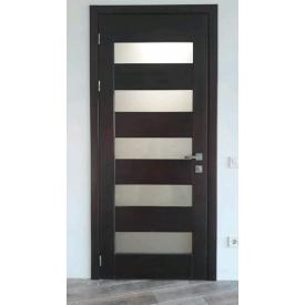 Двери межкомнатные Деревянный декор еловые размер 2000х800мм