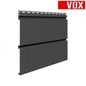 Софіт VOX Infratop Перфорований графіт