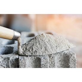 Строительный цемент М-100 П-8 навалом