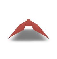 Коньок малий з полімерним покриттям 0,4