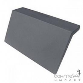 Подголовник для ванны Excellent Prim серый