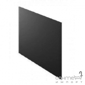 Бічна панель для ванни Polimat Elza 140x70 00849 чорна