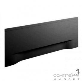 Передня панель для ванни Polimat Elza 170x75 00863 чорна