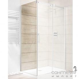Бічна стінка для душової кабіни Radaway Espera S1 100L 380140-01L лівостороння, хром/прозоре скло