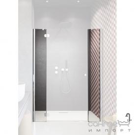 Боковые стенки Radaway Torrenta DWJS 393 хром/ стекло прозрачное 320393-01-01