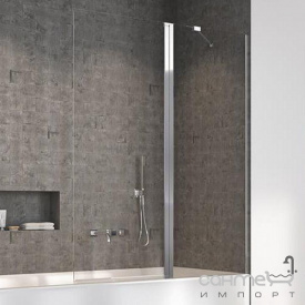 Шторка для ванны Radaway Nes PND 130 10009130-01-01R правосторонняя, хром/прозрачное стекло