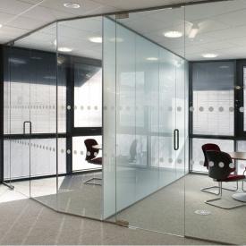 Алюмінієве вікно BMS praktik Smart glass