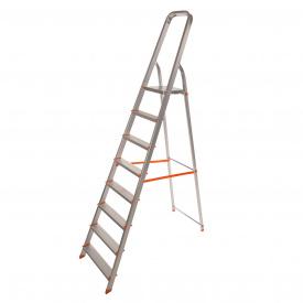 Драбина алюмінієва Laddermaster Vega A1B8. 8 сходинок