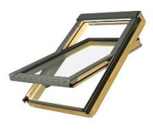 Обертальне вікно FAKRO 78x118см