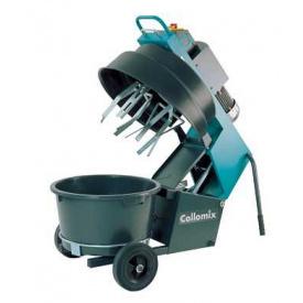 Промышленный смеситель XM 2-650 collomix (400 вольт)