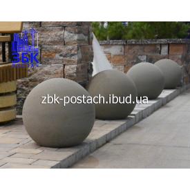 Тротуарна плитка Боларды