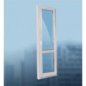 Балконні двері KBE 58 3 камерні