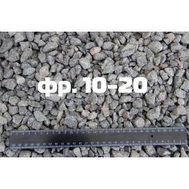 Щебень фракции 10-20 мм