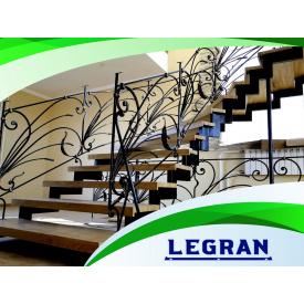 Ковані перила Legran внутрішні для будинку