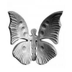 Бабочка 65х75 mm Толщина 6 mm