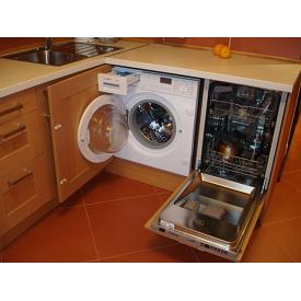 Встановлення та підключення пральної/посудомийної машини