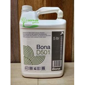 Грунт для оснований Bona D501 5л под клей