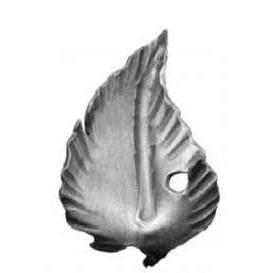 Лист кований 110х80 мм 3 мм