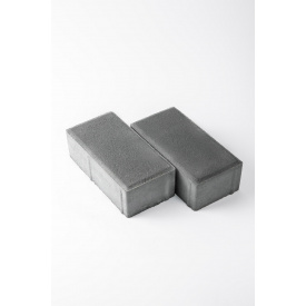 Тротуарная плитка Асторика Кирпич 198х98х60 мм